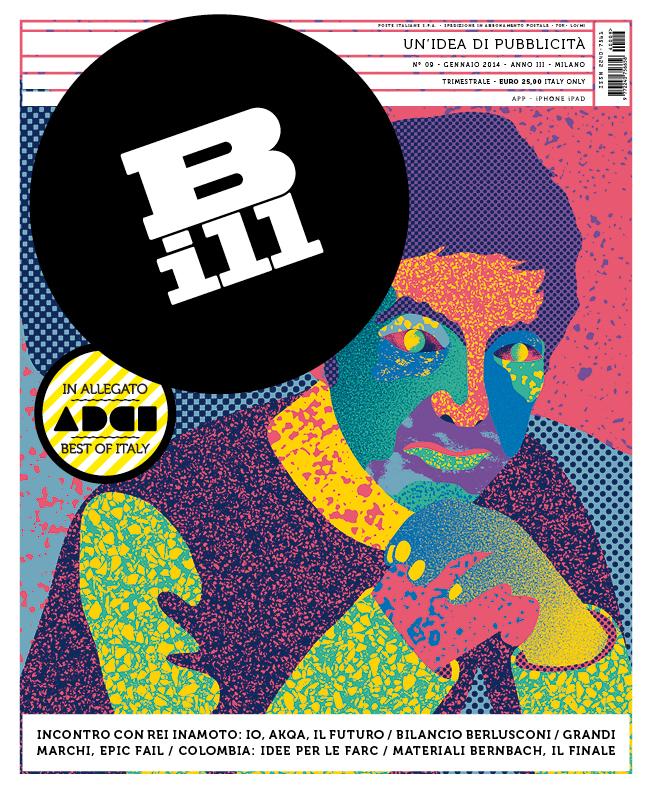Copertina Bill Magazine n 9